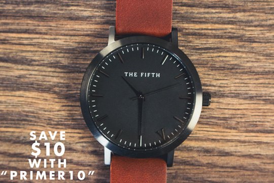 The Fifth Watches code
