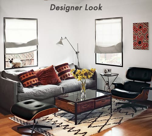 DESIGNER LOOK