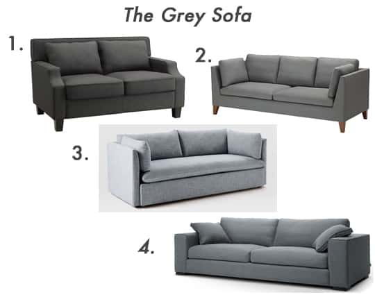 Step One: The Sofa. For Most People, This Is The Piece Of Furniture That  They Will Be Using The Most. It Is Also Likely To Be The Most Expensive  Item In ...