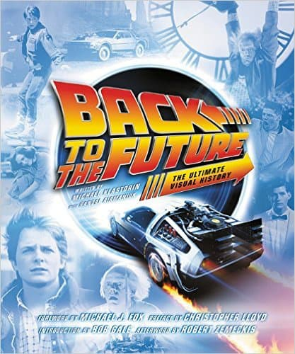 Back to the Future visual history