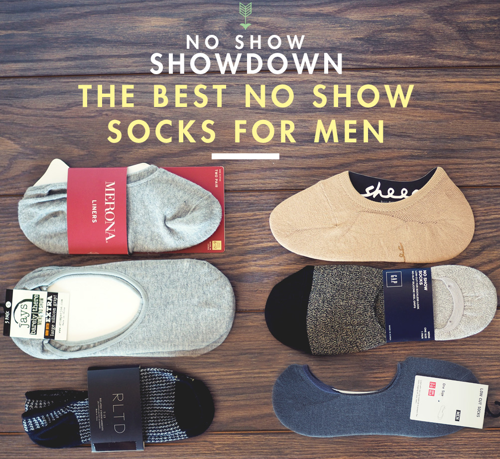 The Best Men's No Show Socks