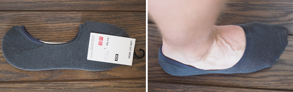 Uniqlo Low Cut Socks
