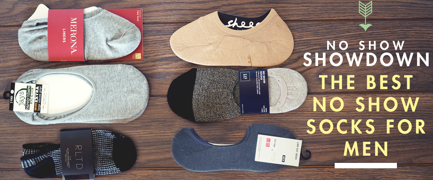 aa63cacbbf3c2 The Best No Show Socks for Men
