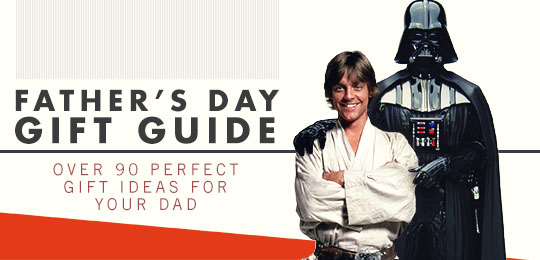 Father's Day Gift Guide – Over 90 Affordable Gift Ideas for Dad