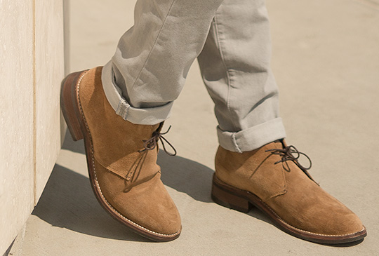 Thursday Boot Co Honey Scout - Suede Boots