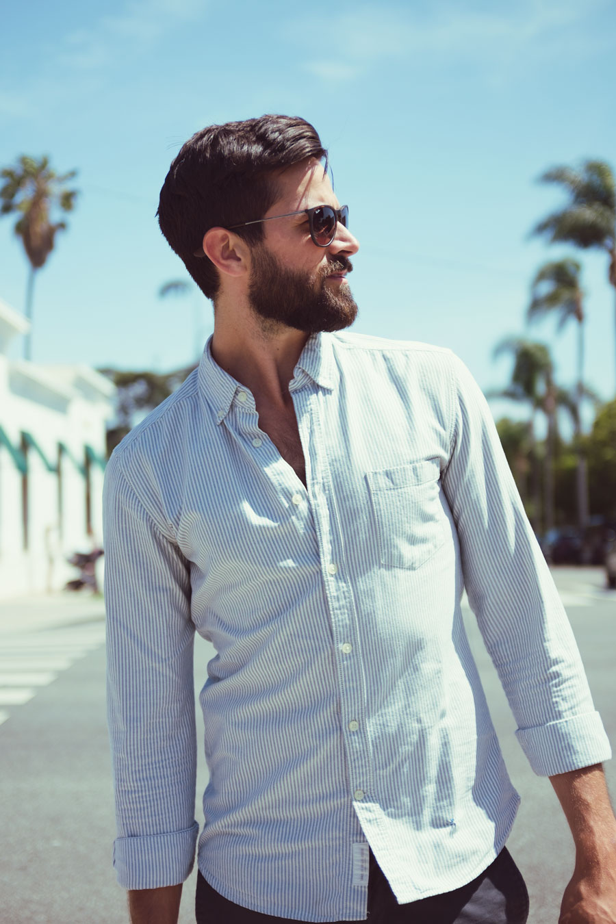 Primer - men's summer style inspiration
