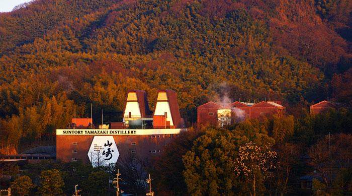 Yamazaki Distillery - Japanese Whisky