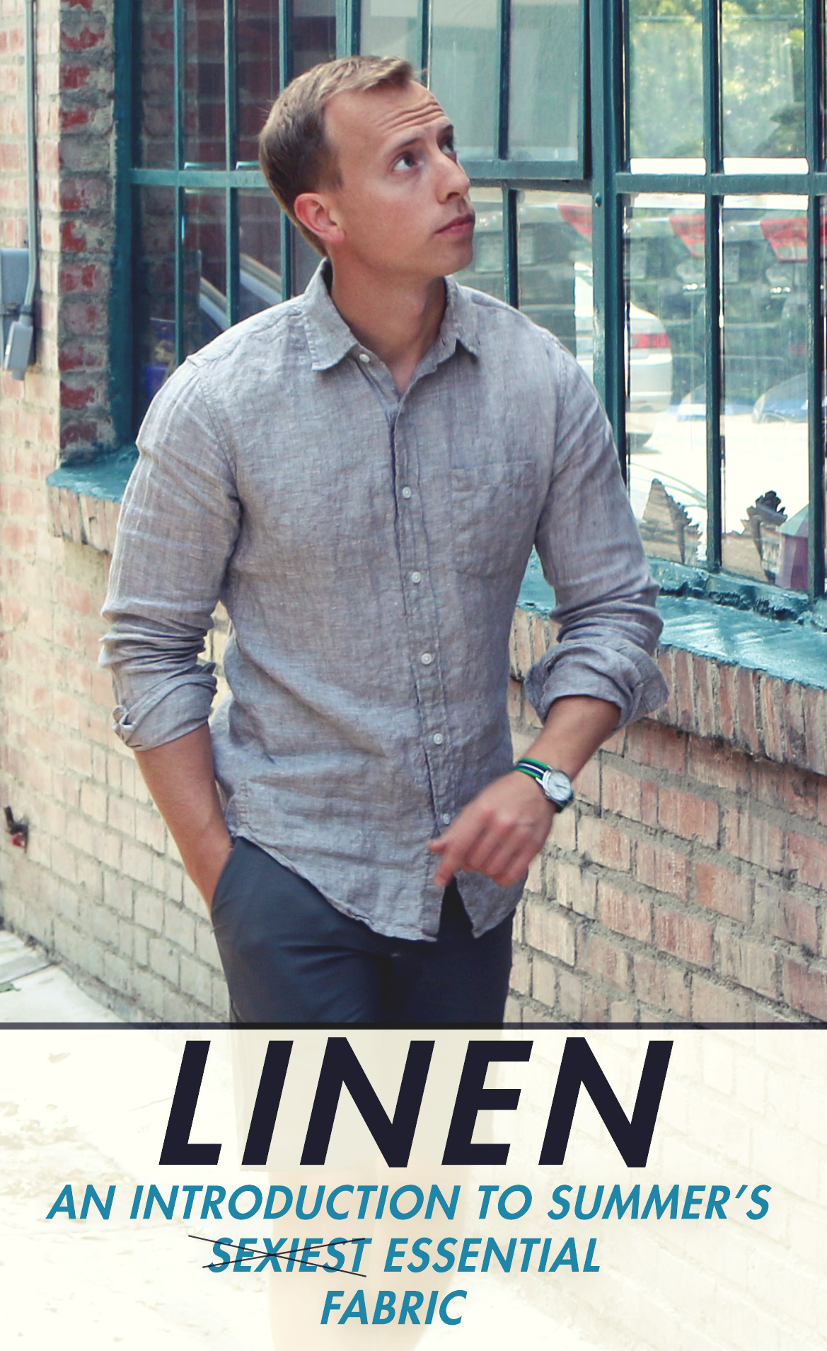 Linen: An Introduction to Summer's Essential Fabrc - Men's Style
