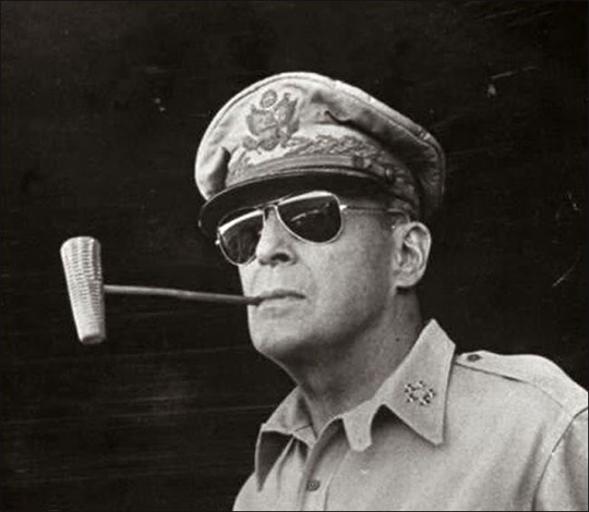 General MacArthur Ray Ban