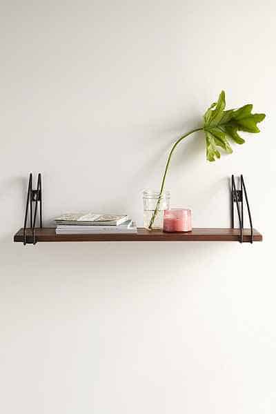 UO linus wall shelf