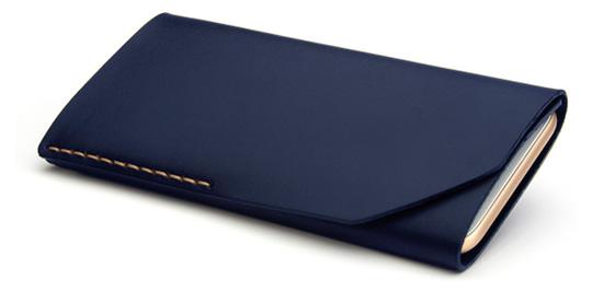 Bison Made iPhone wallet