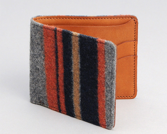 Hillside wallet