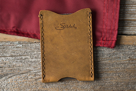 Saddleback Leather wallet