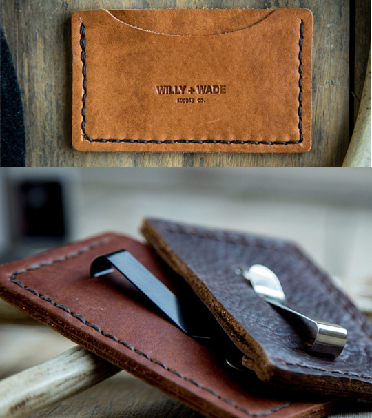 Willy & Wade wallet