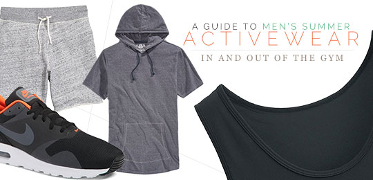 Summer Activewear: In and Out of the Gym