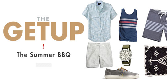 The Getup: What to Wear to a Summer BBQ