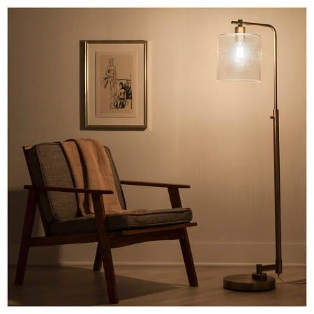 target hudson floor lamp