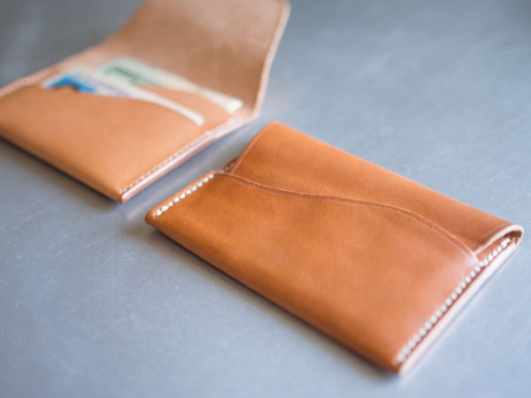 DIY Leather Wallet