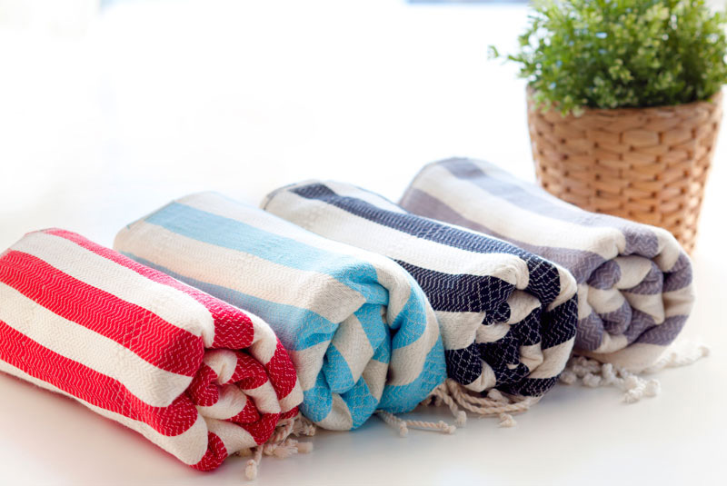Men's beach towels