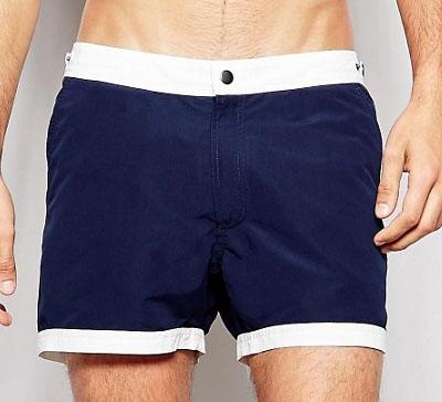 Asos men's swimwear