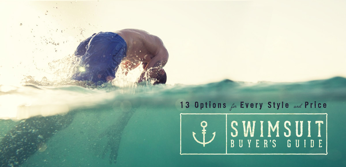 The Best Men's Swimsuits – 13 Options for Every Style and Price