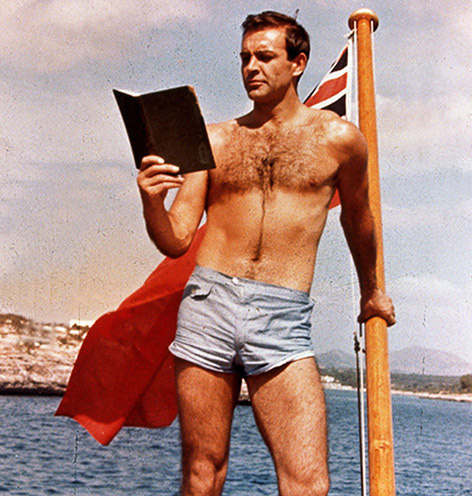 Sean Connery Swimsuit