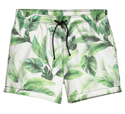 H&M swim trunks