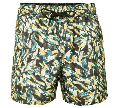 Topman swim trunks