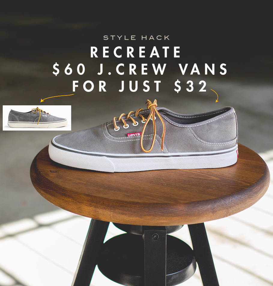95b849bd35 Recreate  60 J.Crew Vans for just  32