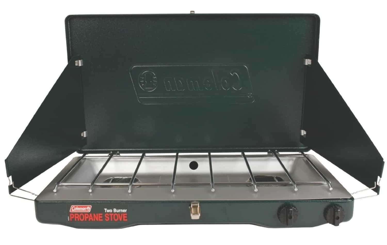 Coleman 2000020943NP 2-Burner Propane Stove