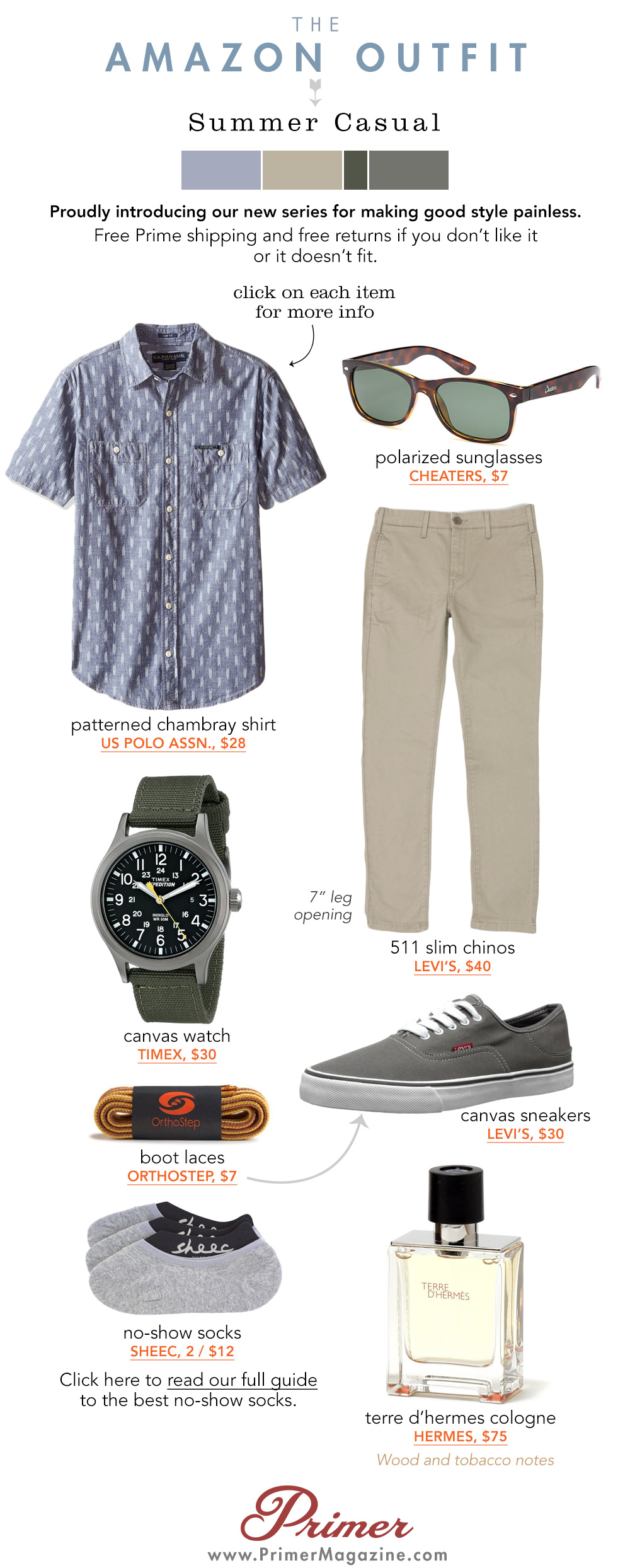 Amazon Outfit   Summer Casual