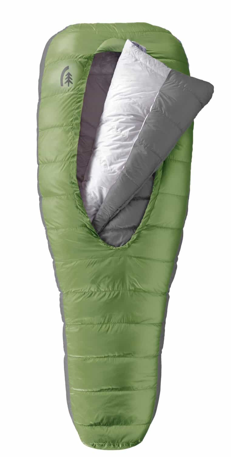 Backcountry Bed 600 3-Season bag
