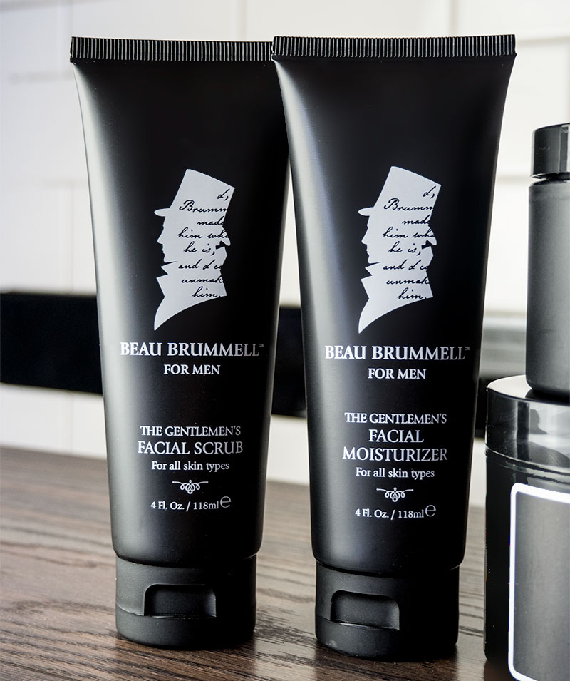 Beau Brummell for Men SkinCare
