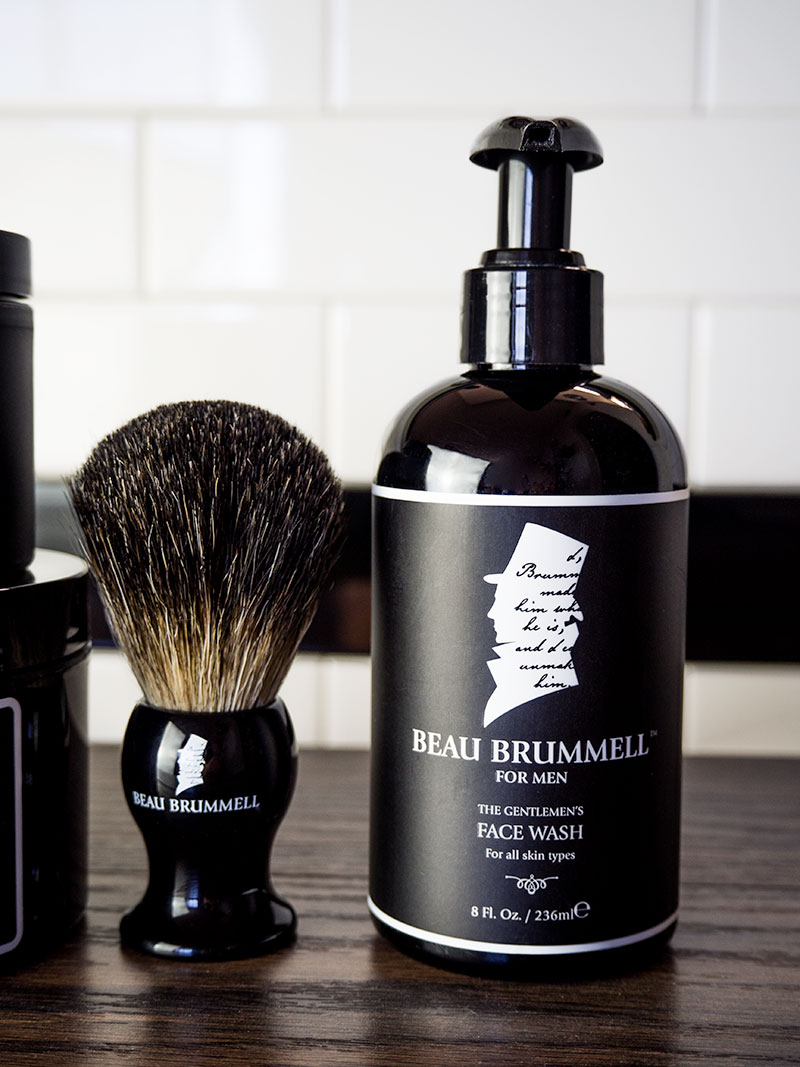 Beau Brummell For Men Face Wash