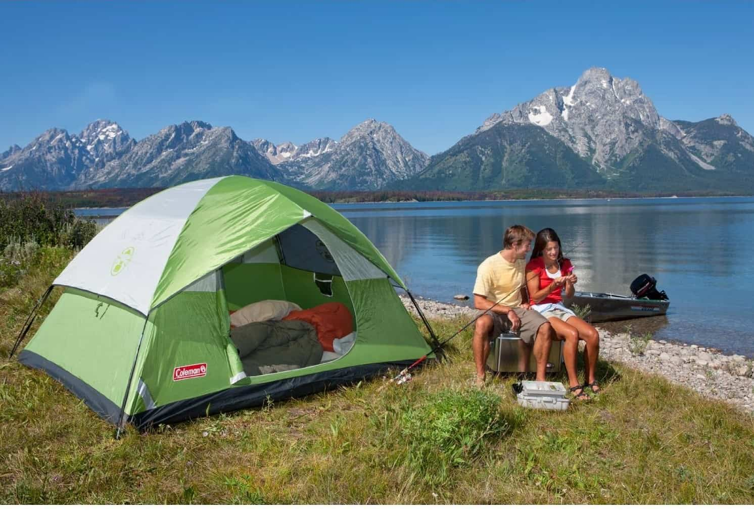 Coleman Sundome 4-Person Tent