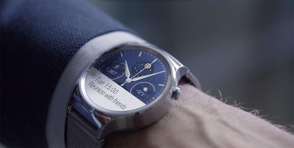 Huawei Smartwatch - Source: The Verge