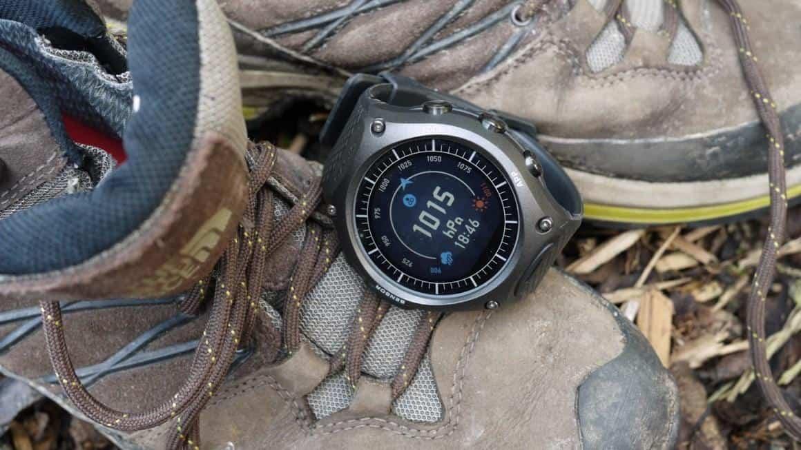 Casio WSD F10 Smartwatch