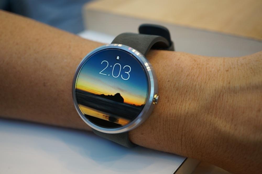 Moto 360 2 Smartwatch
