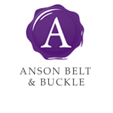 Anson Belt and Buckle Logo