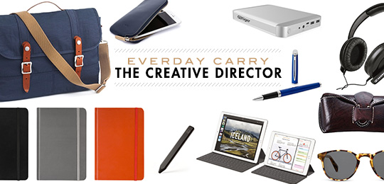 Everyday Carry: The Creative Director