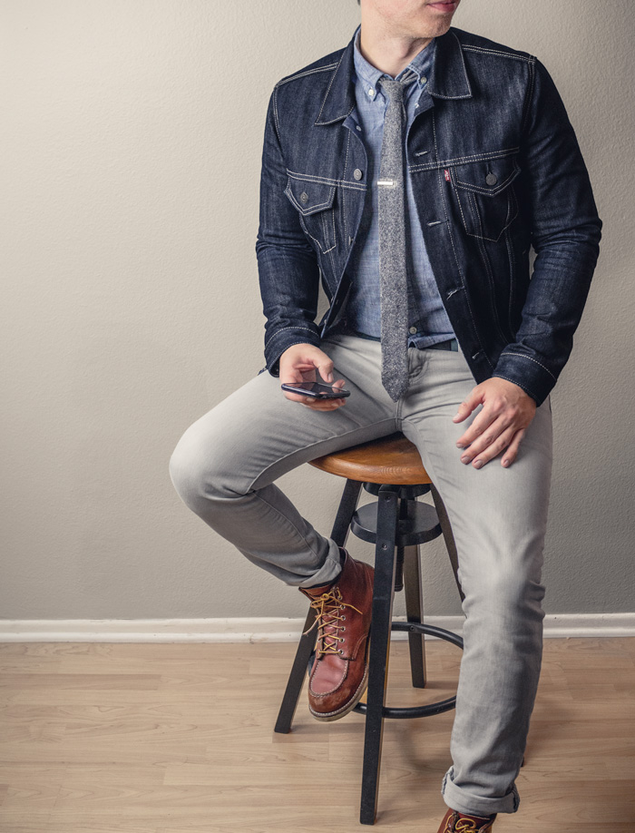 Fall fashion inspiration - mens casual fall style outfit