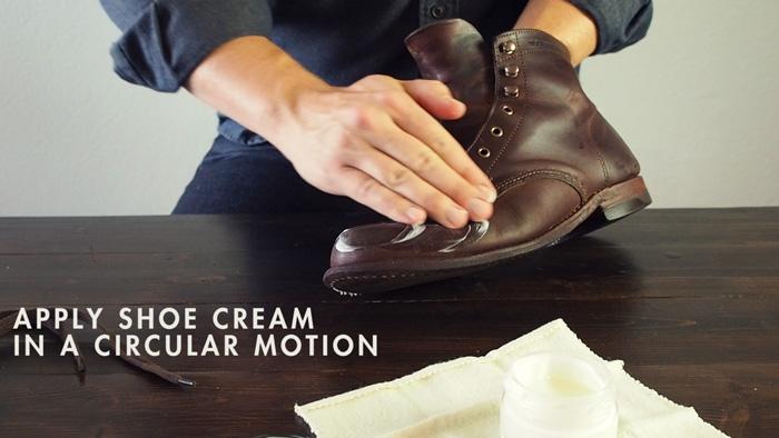 Shoe cream - Wolverine 1000 mile boot care