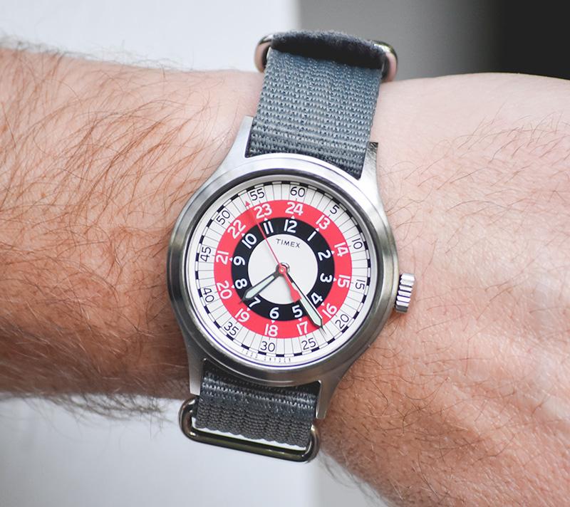 Timex Todd Snyder Mod Watch