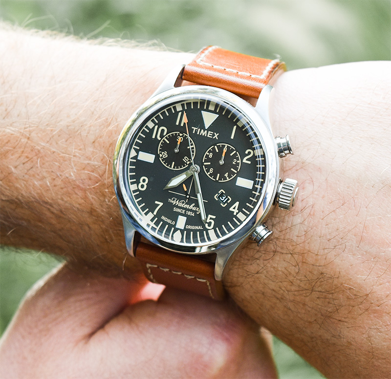 Timex Red Wing Chrono
