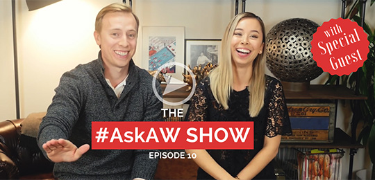 Video: Style Q&A with Andrew and Celebrity Menswear Stylist Ashley Weston