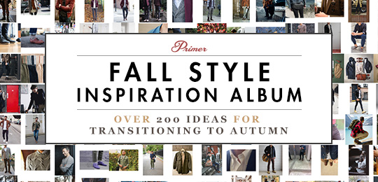 Huge Fall Style Inspiration Album