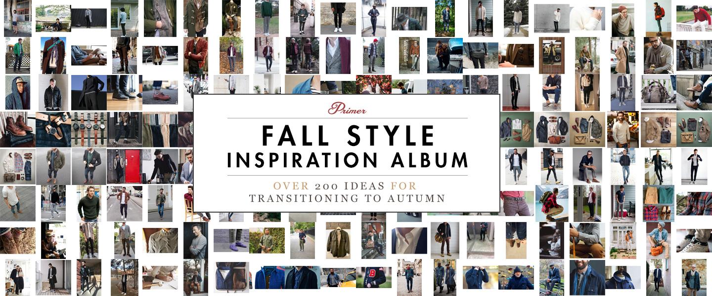 Huge Fall Style Inspiration Album