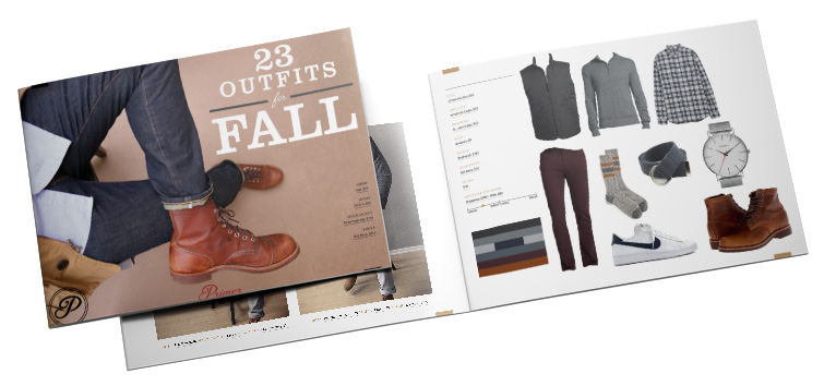 men's fall style inspiration - 23 outfits for fall