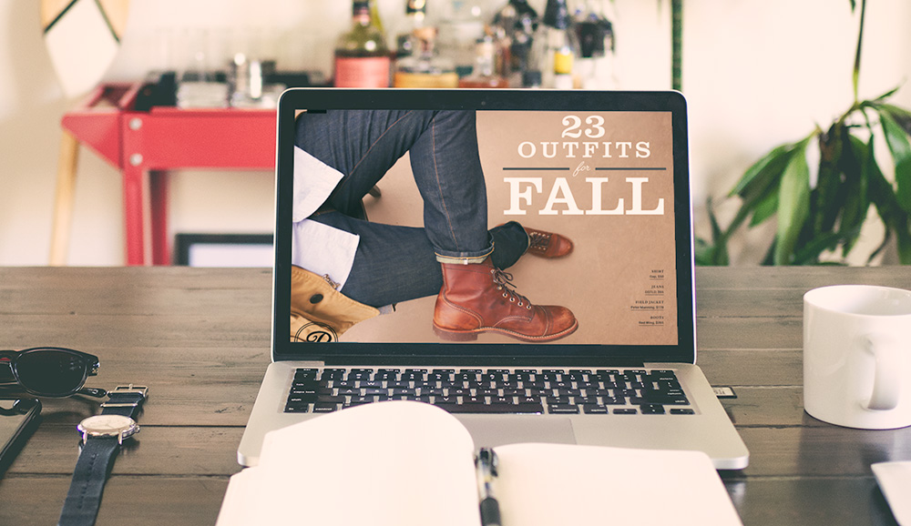 23 Outfits for Fall - Men's Fall Fashion Inspiration