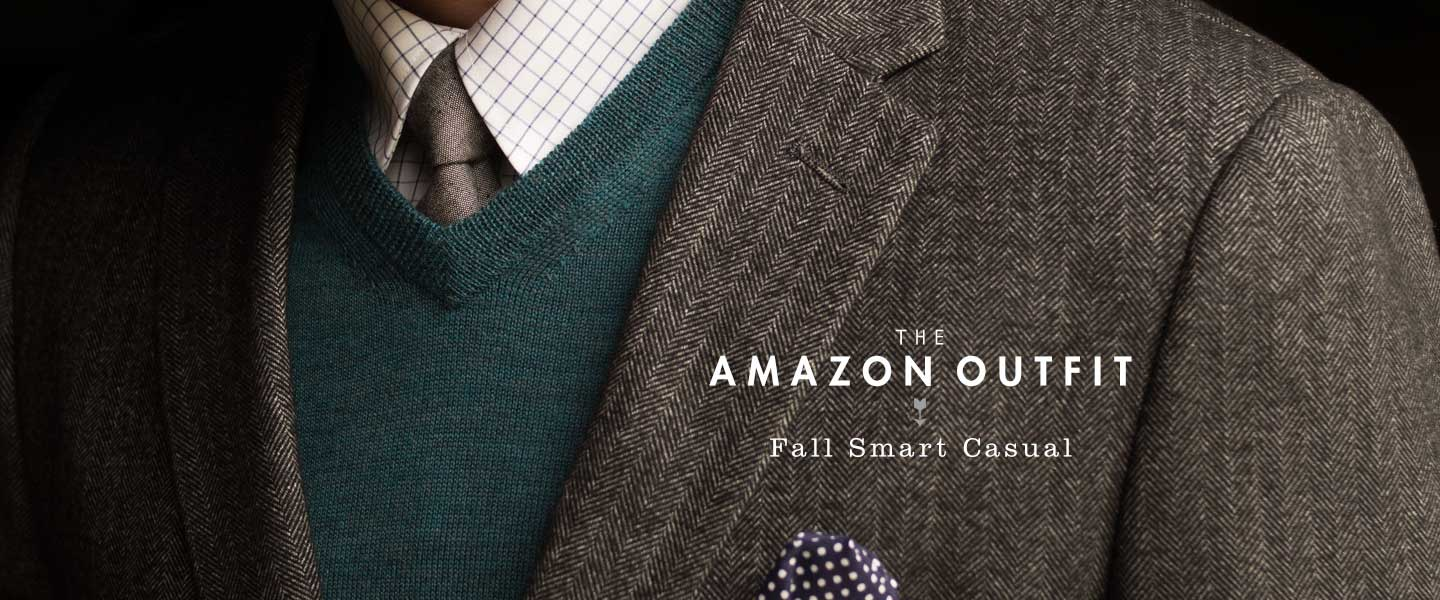 The Amazon Outfit: Fall Smart Casual